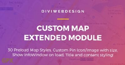Map Extended Plugin