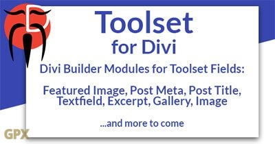 Toolset For Divi Plugin
