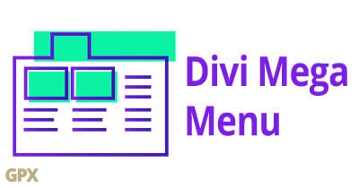 Divi Mega Menu Plugin