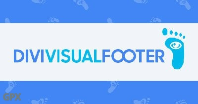 Divi Visual Footer Plugin