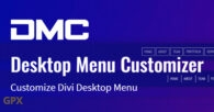 Desktop Menu Customizer Plugin