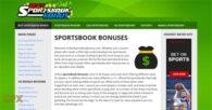 Best Sports Book Bonus