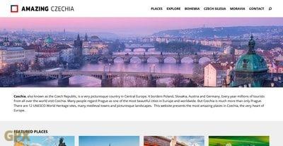 Amazing Czechia
