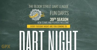 Bloor Street Dart League