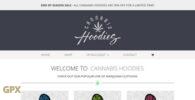 Cannabis Hoodies