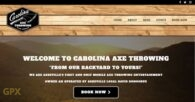 Carolina Axe Throwing