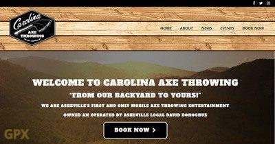Carolina Axe Throwing