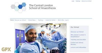 Central London School Of Anaesthesia