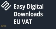 Easy Digital Downloads Eu Vat Plugin