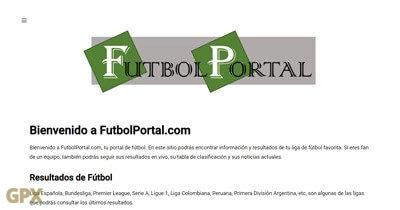 Futbol Portal