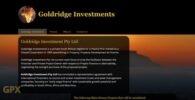 Goldridge Investments