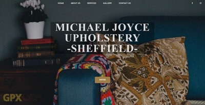 Michael Joyce Upholstery