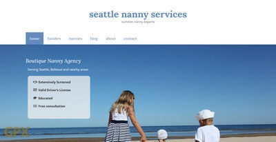 Seattle Nanny Services