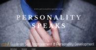 Personality Speaks